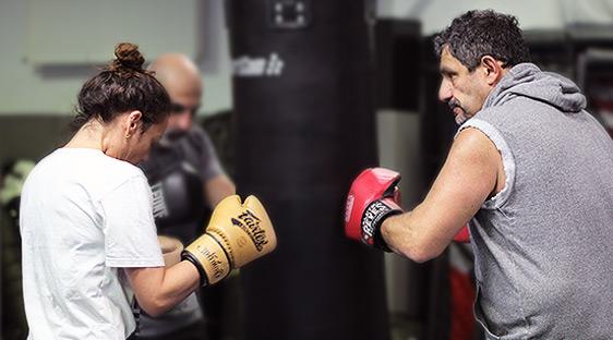 Séance d'essai gratuite cours de boxe privés