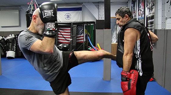 Eric Cohen - Coach de boxe privé à Paris