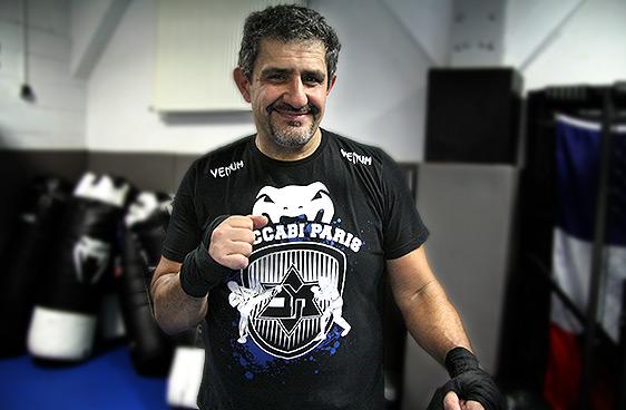 Eric Cohen - Coach boxe Paris